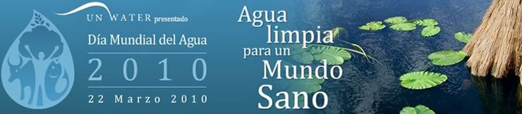 Día mundial del agua 2010