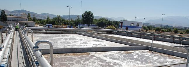 En Málaga los municipios aun no depuran el agua