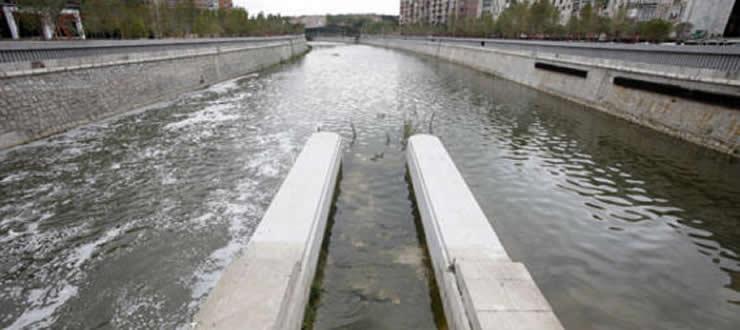 Sustancias contaminantes en los ríos de Madrid