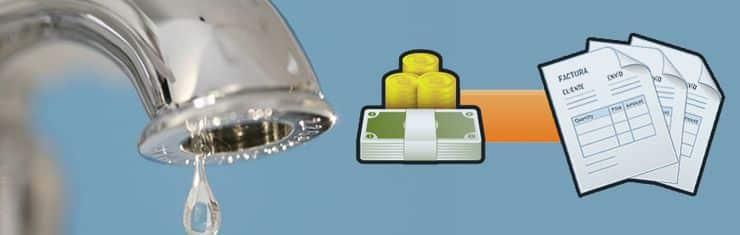 facua tarifas del agua