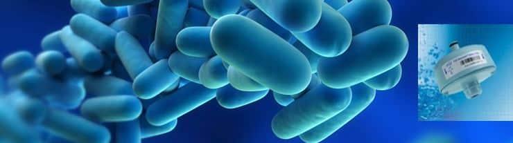 filtros bacterianos para legionella