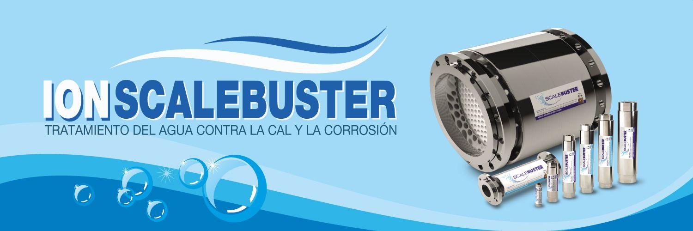 descalcificador agua scalebuster