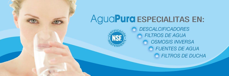 descalcificador filtros de agua osmosis inversa