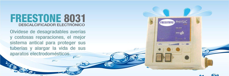 Descalcificador electr nico descalcificador de agua - Descalcificador de agua para casa ...