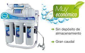 Osmosis flujo directo osmodirect