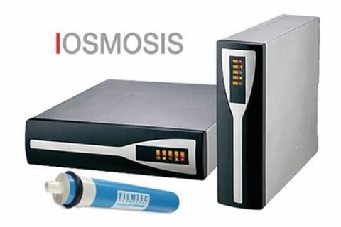 Osmosis inversa flujo directo Iosmosis