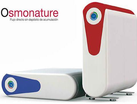 Osmosis inversa osmonature