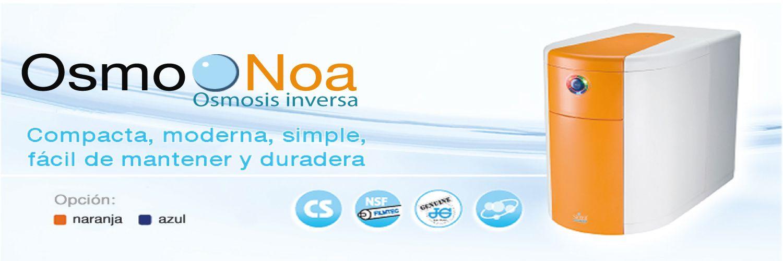 Osmosis inversa OsmoNoa