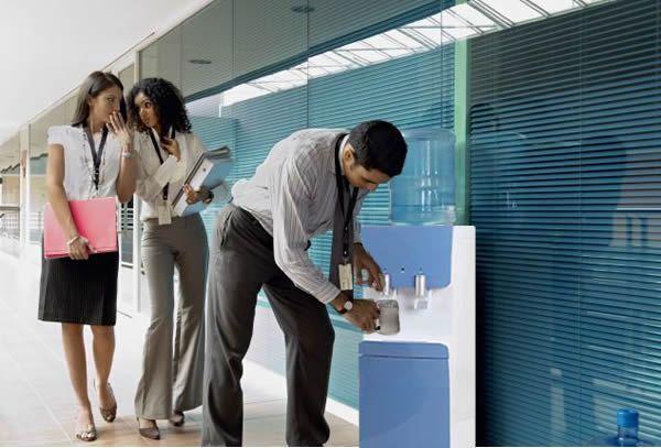 dispensador Fuente de agua para oficinas y empresas