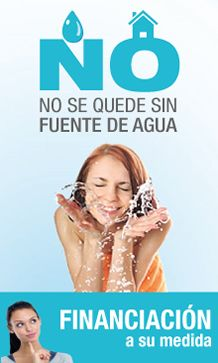 financiación fuente de agua