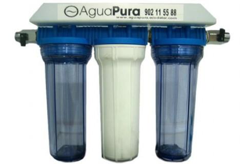 multi filtro de agua