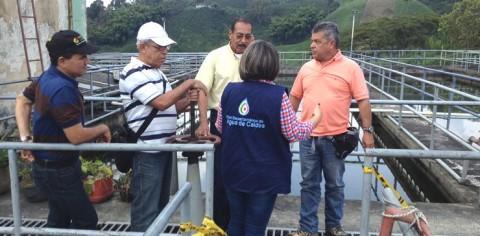 tratamiento de agua Galicia