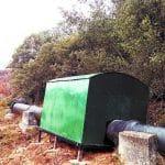 El Servicio Municipal de Aguas de Villarcayo en Burgos, instala un descalcificador para tratar la cal